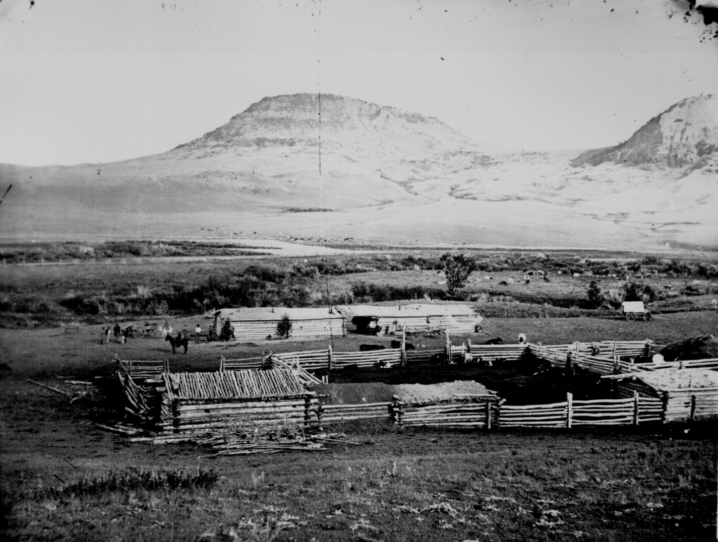 Pictures Of The American West Life From The Land