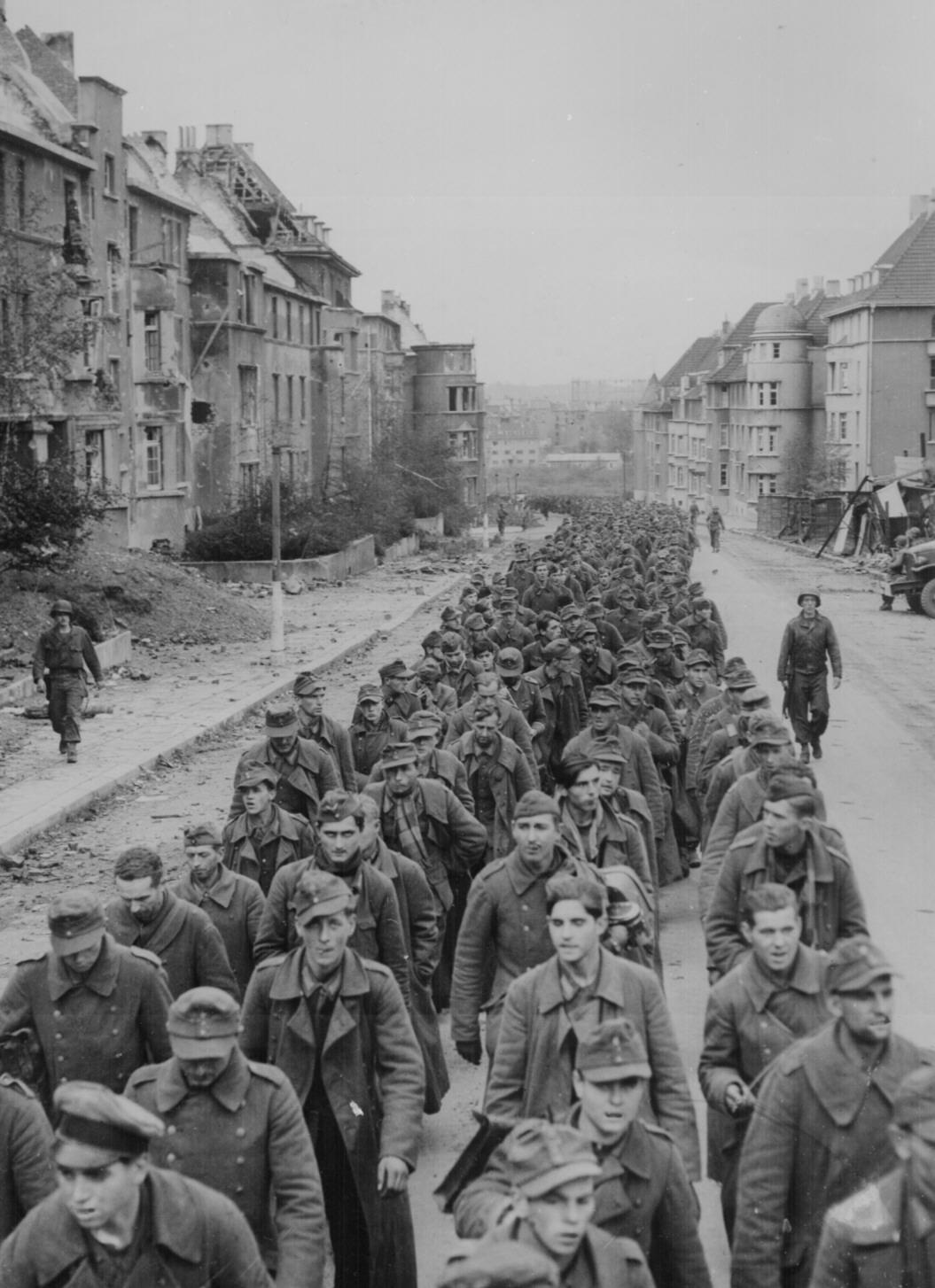 Authentic World War Ii Pictures Prisoners Of War