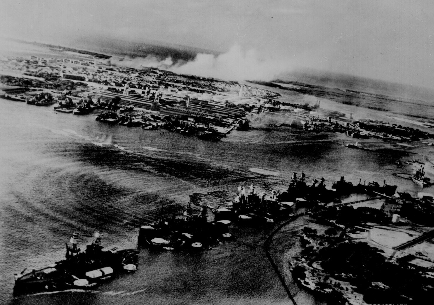 the how and why on the attack at pearl harbor On the morning of 7 december 1941, at 755am local time, 183 aircraft of the  imperial japanese navy attacked the united states naval base at pearl harbor  on.